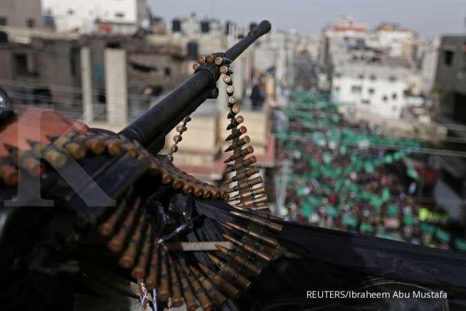 Hamas merilis audio yang berisi suara tentara Israel yang ditawan