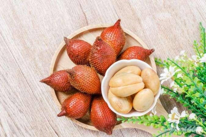 8 Manfaat buah salak untuk kesehatan tubuh Anda