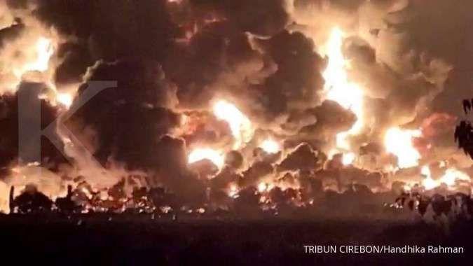 Pertamina: Kerugian akibat kebakaran di Kilang Balongan belum dapat dihitung