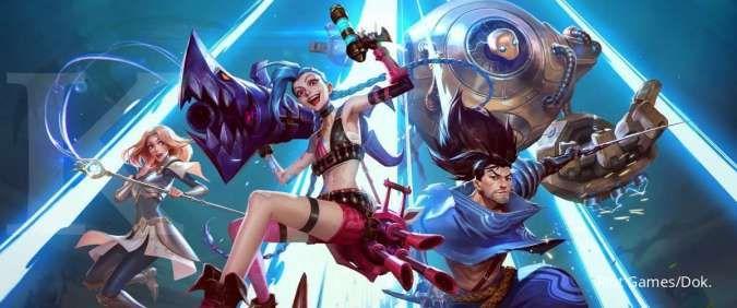 Kurang dari seminggu, MOBA terbaru League of Legends: Wild Rift bisa dimainkan!