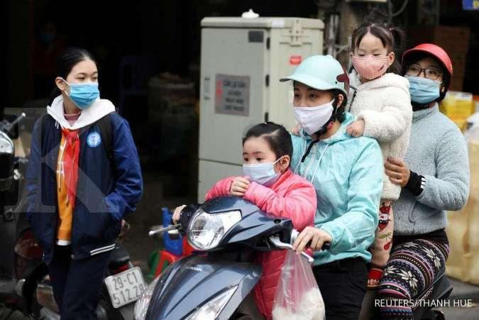 Kasus infeksi Covid-19 terus meningkat, Vietnam lockdown ibu kota Hanoi 15 hari