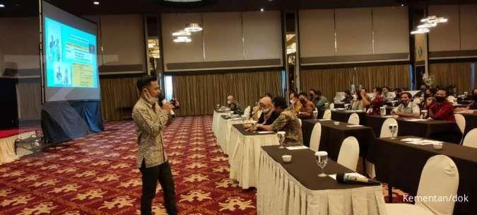 Politeknik Pembangunan Pertanian Kementan gelar pelatihan manajemen anti penyuapan