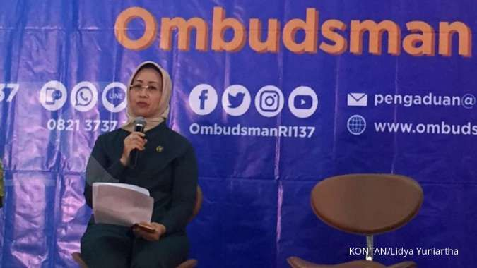 Anggota Ombudsman RI Ninik Rahayu. (Kontan/Lidya Yuniartha).