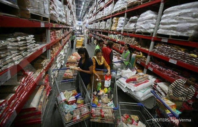 Didominasi toko kelontong, pasar ritel India bernilai US$ 883 miliar di tahun lalu