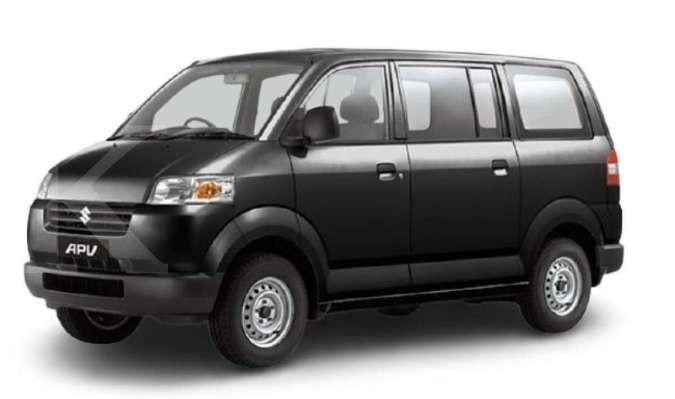 Harga mobil bekas Suzuki APV tipe ini sudah di bawah Rp 50 juta per September 2021