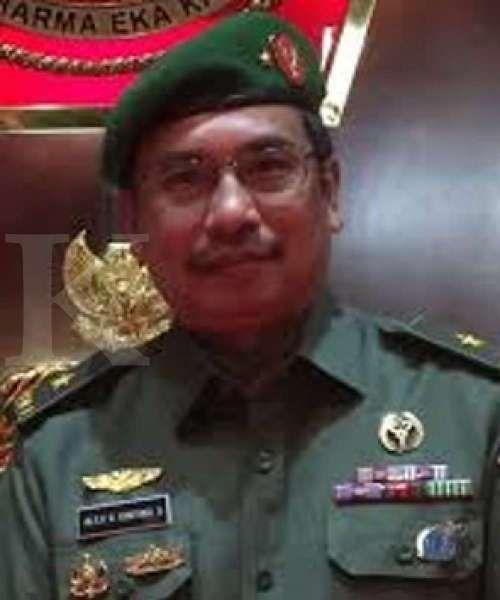 Inilah Alexander Kaliaga Ginting, Purnawirawan TNI yang jadi Komut Kimia Farma