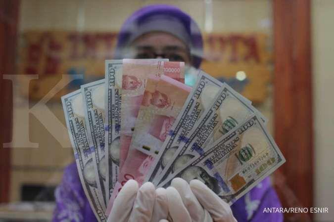 Kurs pajak hari ini 3-9 Maret 2021, rupiah kian melemah atas mayoritas mata uang