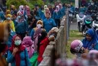 Sebentar Lagi Ramadan, Buruh Berharap Kebijakan THR Tak Lagi Diangsur