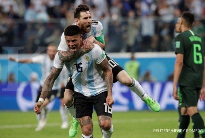 Argentina vs Paraguay: Misi tak terkalahkan Tim Tango tembus Piala Dunia