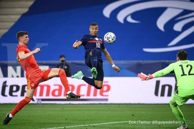 Presiden PSG dan Kylian Mbappe akan membicarakan kontrak di Paris Saint Germain