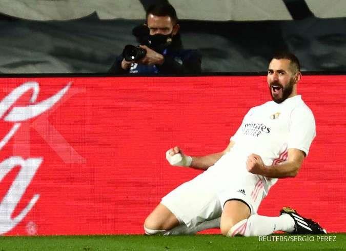 Real Madrid vs Osasuna di Liga Spanyol: Laga krusial Los Blancos untuk gelar La Liga