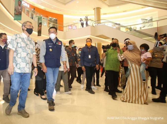 Jika PSBB tingkat kabupaten/kota diterapkan, Ridwan Kamil ingin ada bantuan pusat