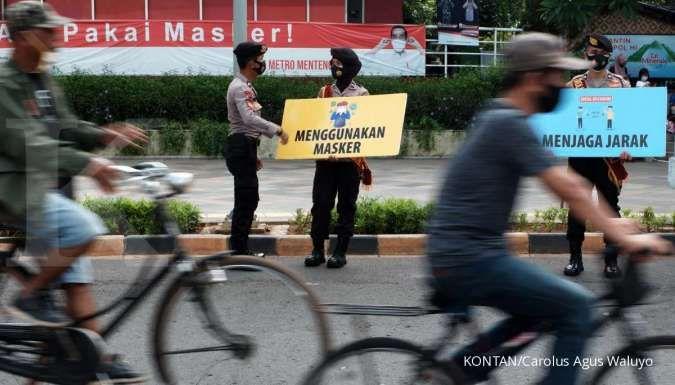 PSBB transisi berakhir hari ini, Jakarta catat penambahan kasus covid-19 tertinggi
