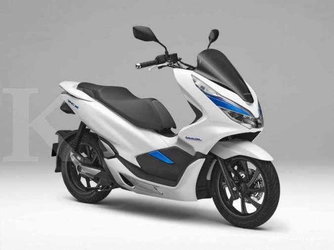 Skuter listrik Honda PCX terbaru sedang dipatenkan, bakal mengaspal tahun depan?