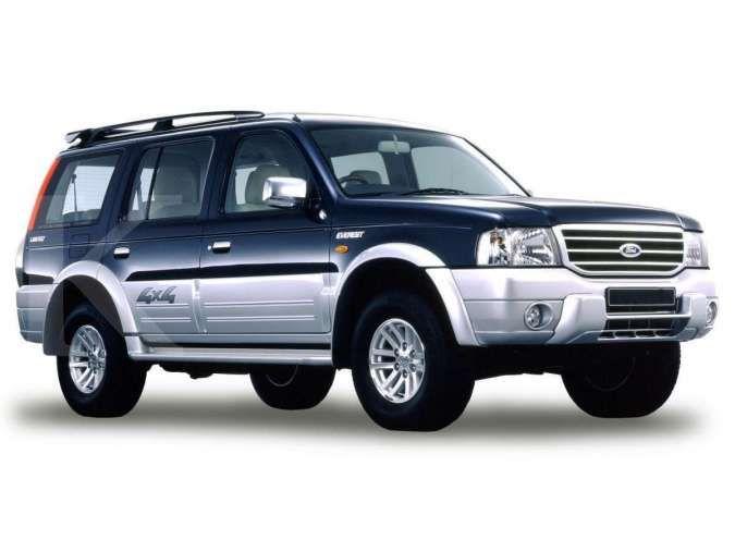 Harga mobil bekas Ford Everest sudah murah, SUV tangguh kini mulai Rp 60 juta