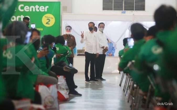 Jokowi tinjau vaksinasi ramah bagi penyandang disabilitas di DIY