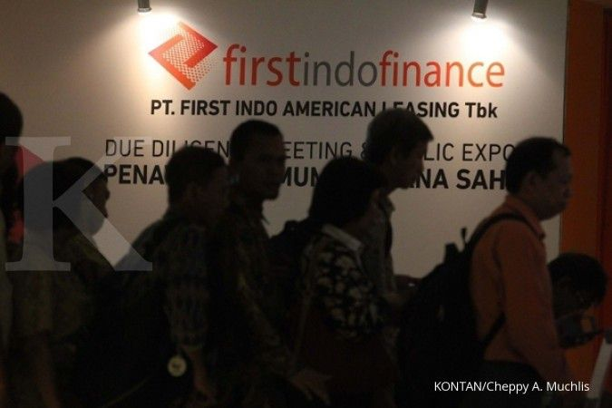 OJK bekukan First Indo American Leasing (FINN)