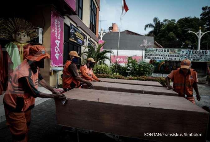 Saat ini tak ada tempat kremasi jenazah Covid-19 di Jakarta