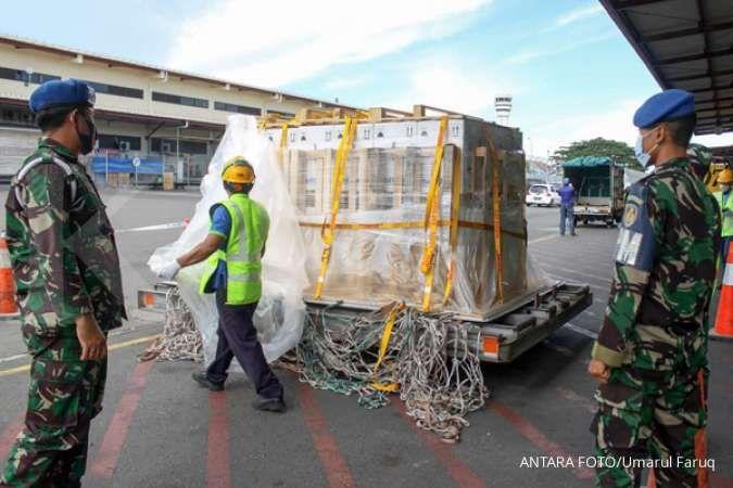 Tahap 63, Indonesia datangkan 1,6 juta dosis vaksin Pfizer