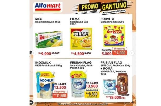 Promo JSM Alfamart 25 Juni - 1 Juli 2021
