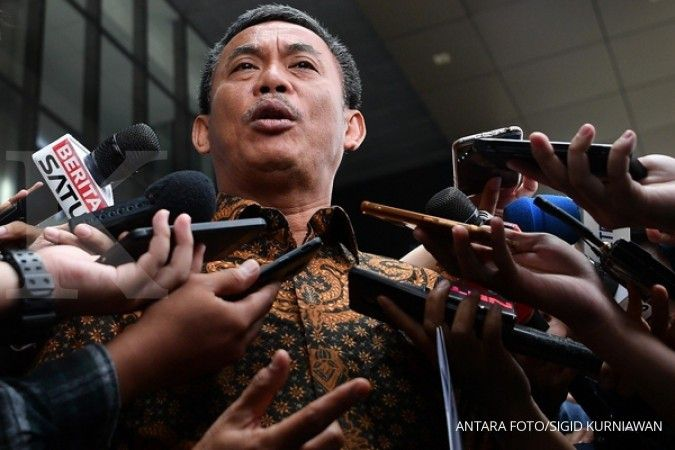 Kembali jadi ketua DPRD DKI, Prasetio janji fokus persoalan banjir dan macet
