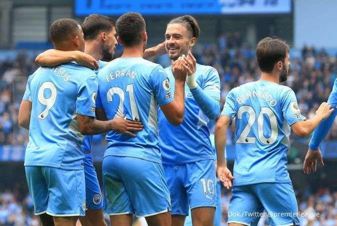 Prediksi Man City vs RB Leipzig