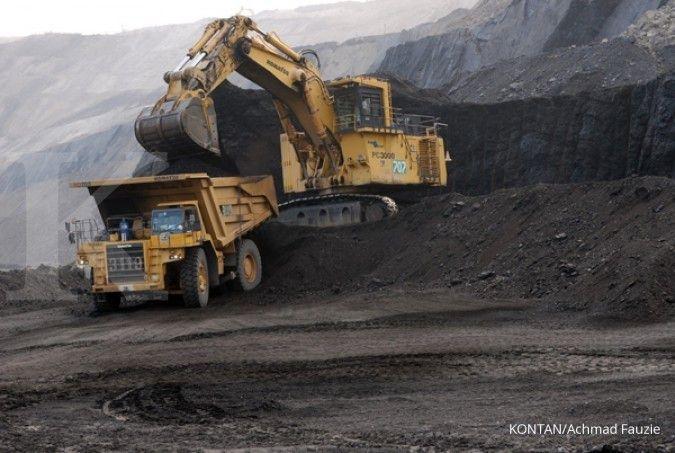 Sejumlah emiten batubara timbang opsi untuk menaikkan target produksi