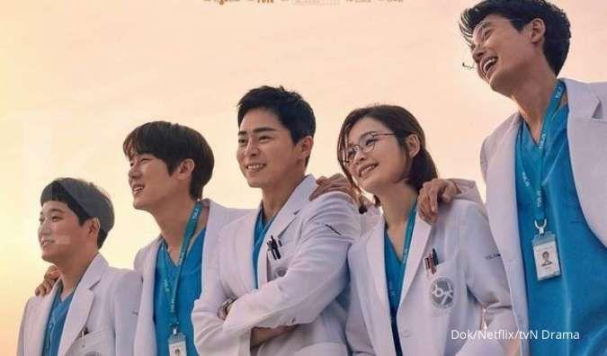 Hospital Playlist 2 tayang hari ini, berikut 7 drama Korea terbaru di tvN tahun 2021