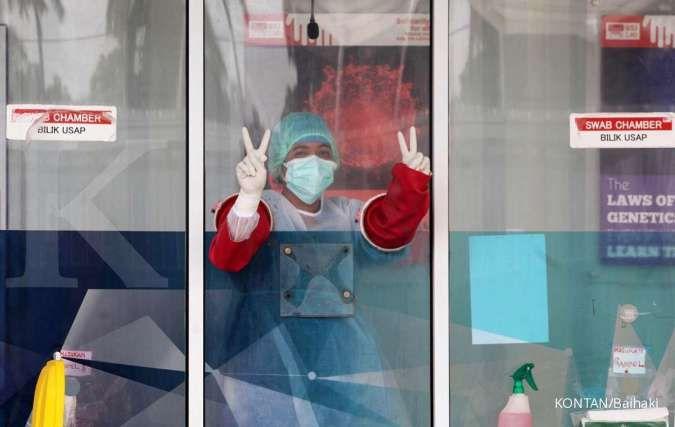 Indonesia masuk 10 besar negara dengan kasus mingguan virus corona tertinggi di dunia