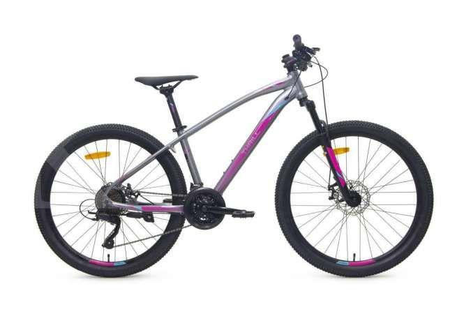 Ada seri Cleave edisi Unisex, cek harga sepeda gunung Thrill terkini Rp 2 jutaan