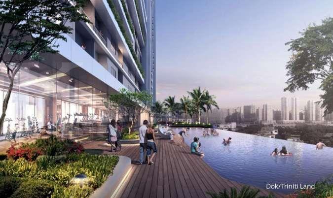 Usung konsep Jepang, penjualan apartemen Yukata Suites capai 90%