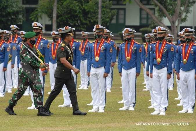 Masih dibuka pendaftaran Akmil TNI AD 2021, berikut syarat dan alur pendaftarannya