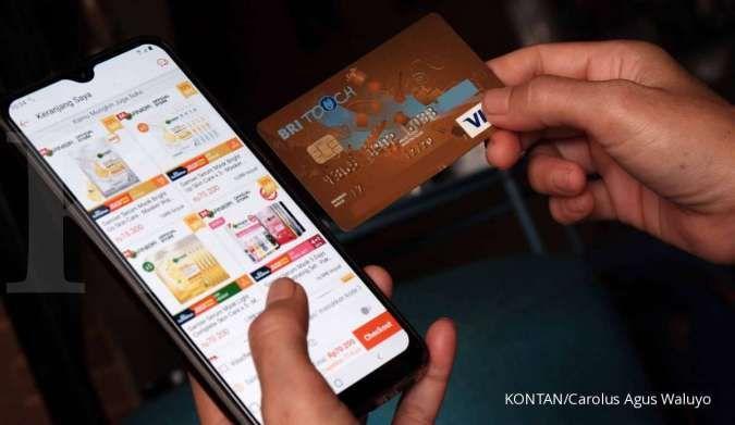 Bisnis kartu kredit korporasi perbankan masih diminati