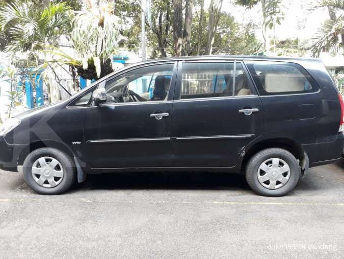 Lelang mobil dinas di Jakarta, Innova 2005 dibuka mulai Rp 14 juta, ini linknya