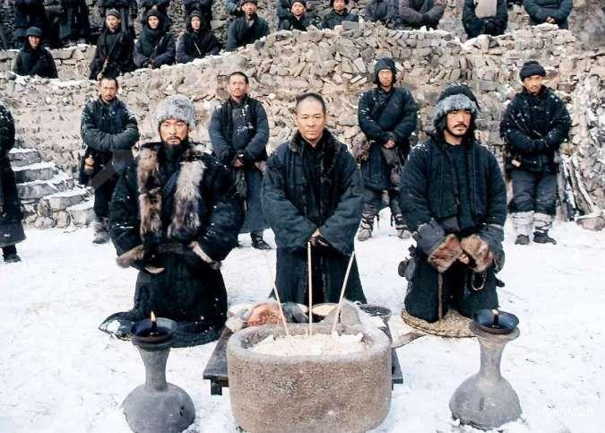FIlm Jet Li yang berhasil masuk box office, penggemar berat wajib nonton
