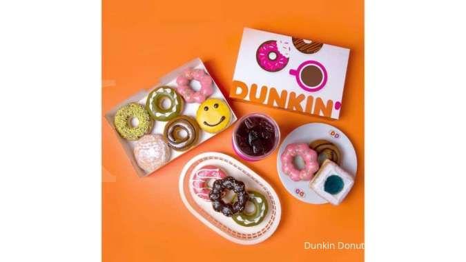 Promo Dunkin Donuts hari ini