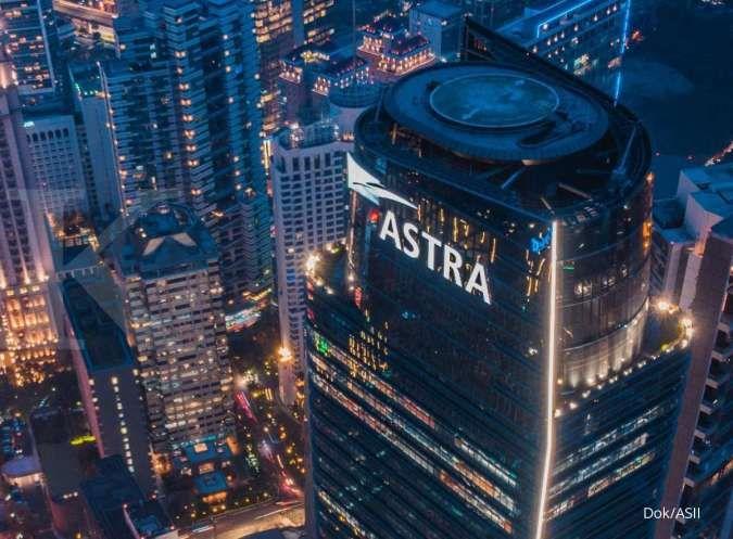 Penjualan mobil Astra International (ASII) kembali normal pada Mei 2021