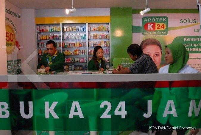 Waspada corona, penjualan masker di Apotek K24 naik empat kali lipat di Februari