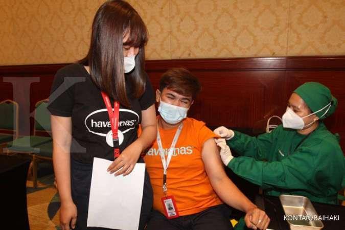 Agar lancar, ini persiapan dan cara pendaftaran vaksin Covid-19 online