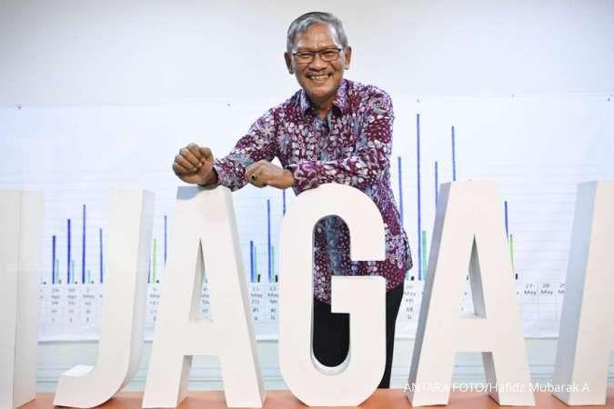 Jadi ketua Dewas BPJS Kesehatan, Achmad Yurianto janji bekerja lebih keras