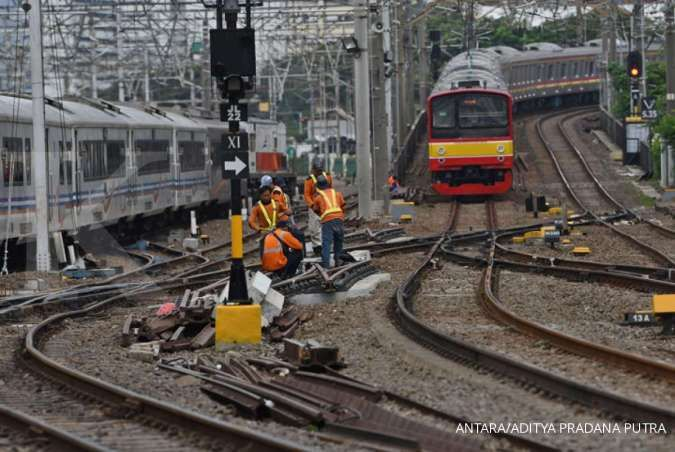 Gandeng MRT, KAI bentuk perusahaan patungan