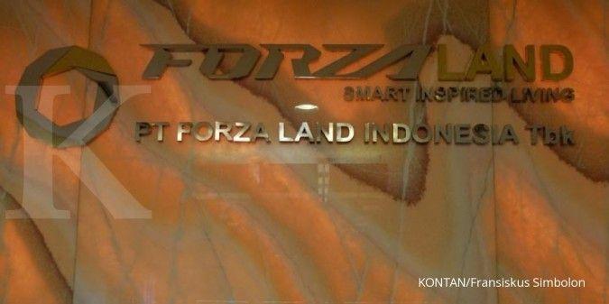 Forza Land (FORZ) fokus rampungkan sejumlah proyek apartemen tahun ini