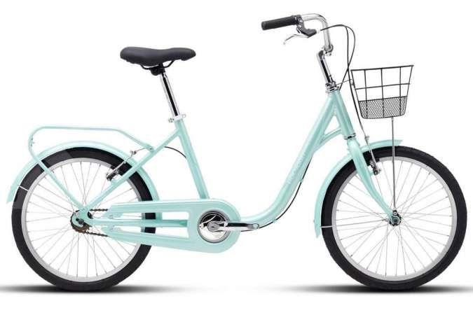 Harga sepeda Polygon Coastal20 terkini Juni 2021 Rp 1 jutaan, pilihan warnanya kalem