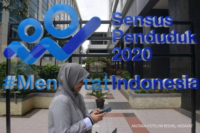 Sensus Penduduk 2020: Jumlah laki-laki lebih banyak dibandingkan perempuan
