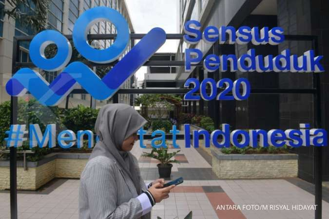 jumlah penduduk indonesia 2020