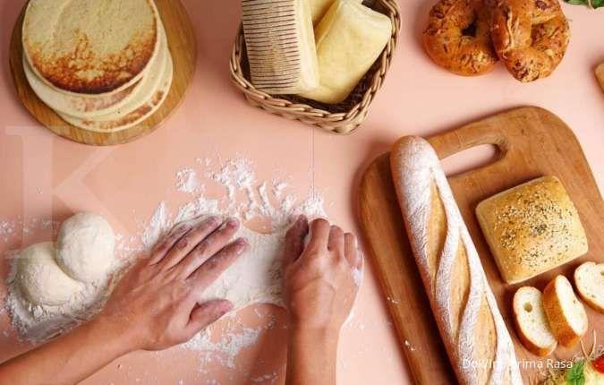 Kualitas prima pastry dan cake Inti Prima Rasa