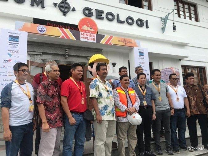 Wisata menambah wawasan, intip isi Museum Geologi Bandung