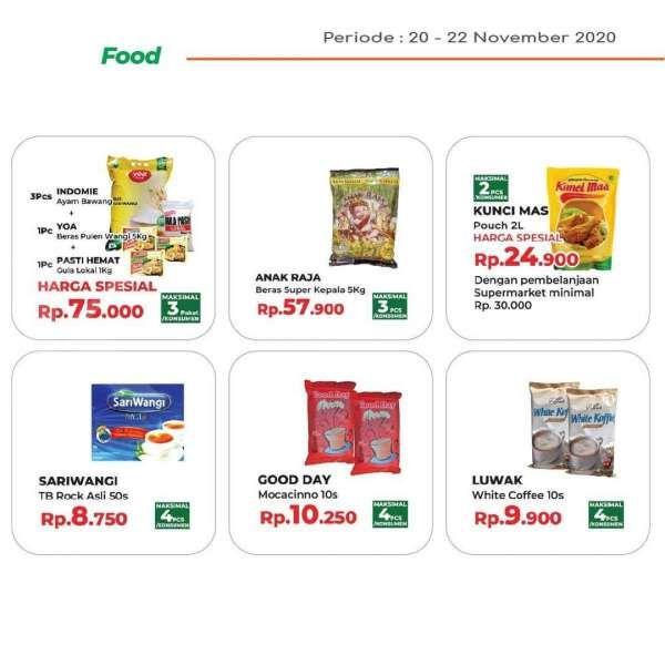 Promo JSM Yogya Supermarket 20-22 November 2020