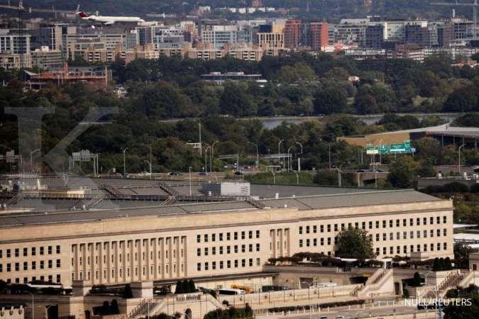 Penembakan di dekat pintu masuk Pentagon AS, 4 orang terluka