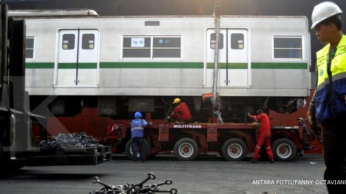 Jepang tertarik bangun Kereta Api cepat di Jawa